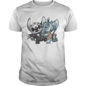 Stitch and Angel Nightmare Before Xmas  Unisex