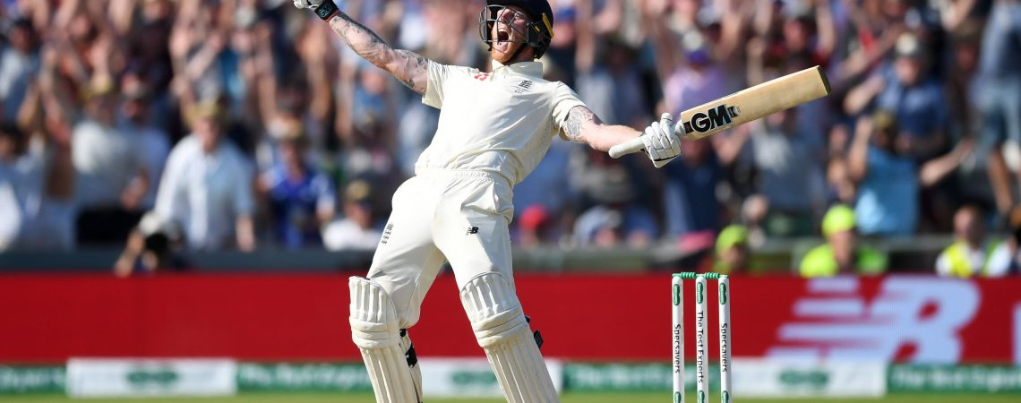 Stokes steers England to sensational Test victory over Australia