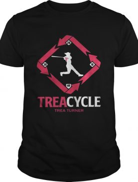 Trea Turner Trea Cycle Washington Shirt