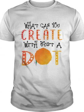 What Can You Create With Just A Dot TShirt
