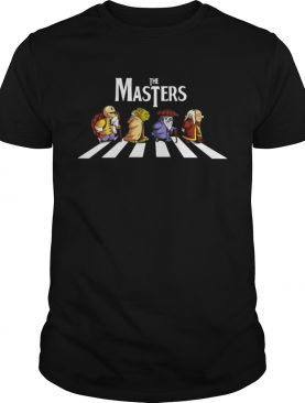 Abbey Road the master the Beatles shirt