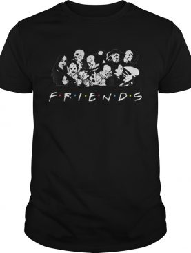 All Halloween Characters Friends shirt