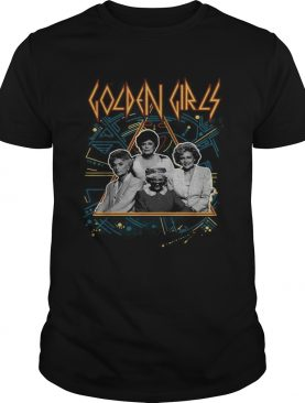 Def Leppard The Golden Girls shirt
