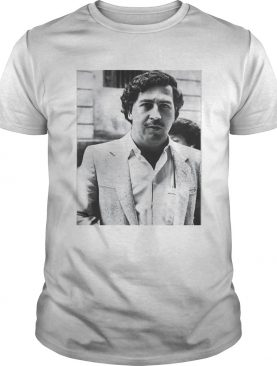 Desi Banks Pablo Escobar shirt