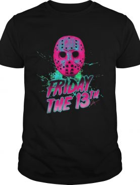 Friday 13th Halloween Horror Mask shirt