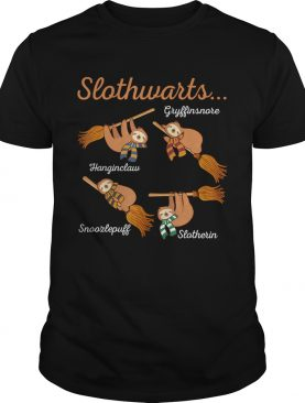 Harry SlothwartsSloth Shirt