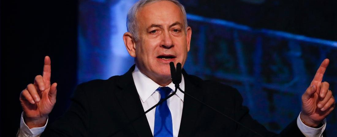 Netanyahu faces uncertain future as he trails in Israeli election re-run