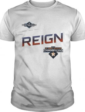 October Reign Astros Champions Shirt