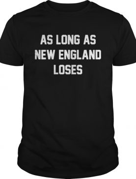 Rachel Bonnetta As Long As New England Loses Shirt