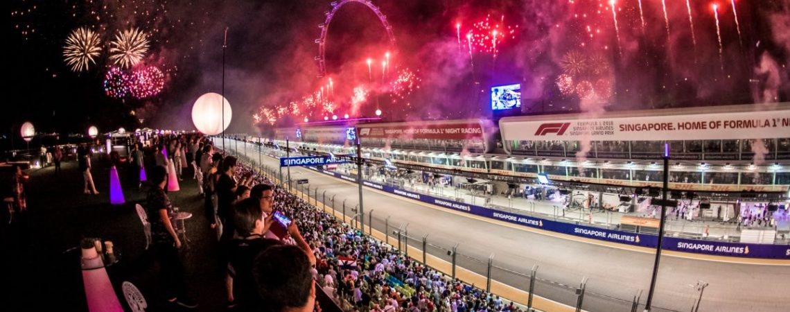 Singapore Grand Prix: Humidity meets hedonism during Asia's most punishing race