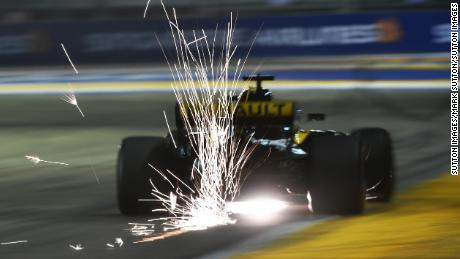 Singapore Grand Prix Humidity meets hedonism during Asia's most punishing race