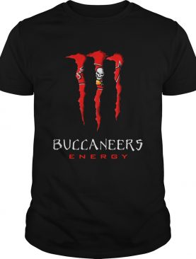 Tampa Bay Buccaneers Energy Shirt