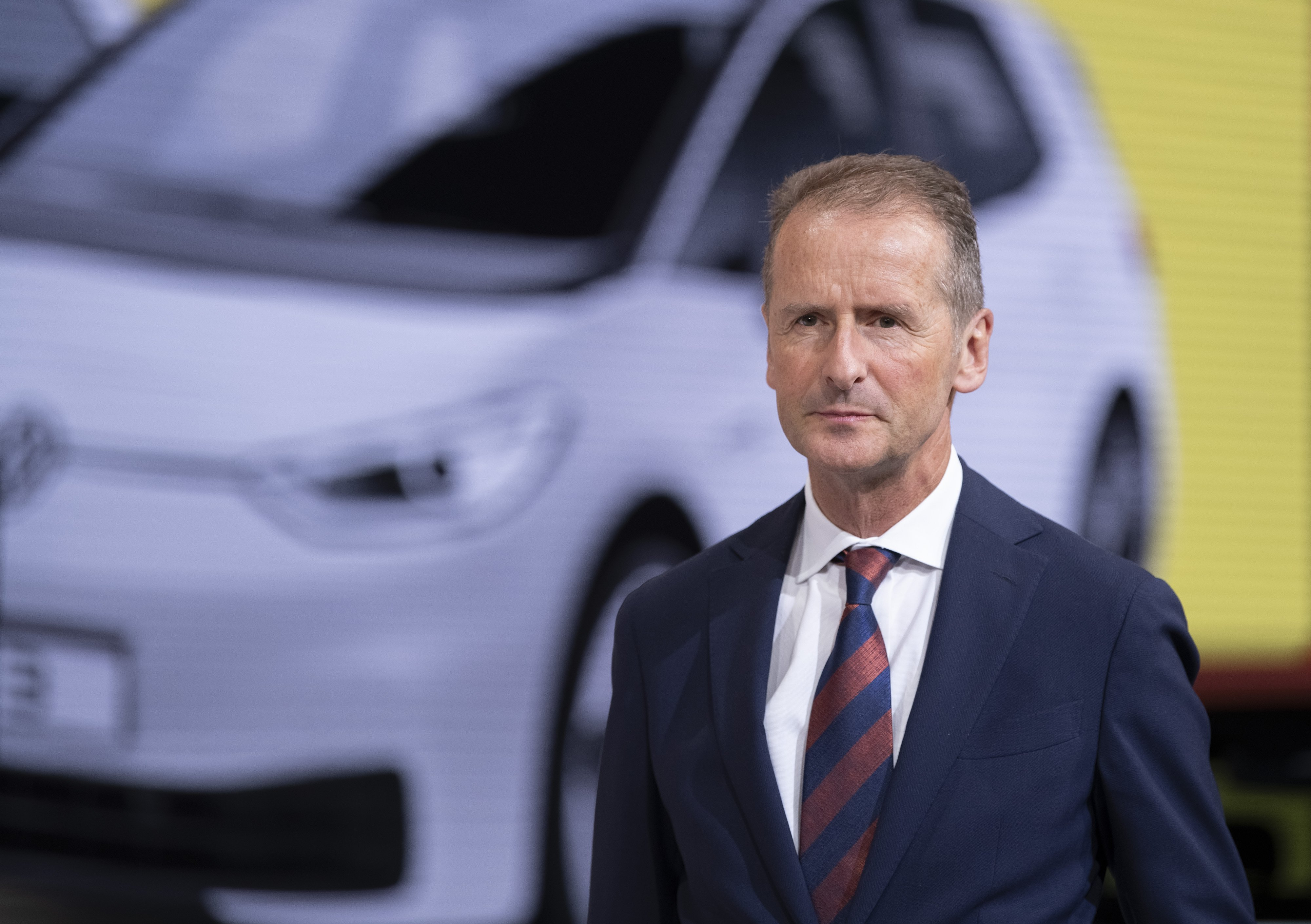 Volkswagen's CEO and chairman charged in Germany over diesel emissions scandal