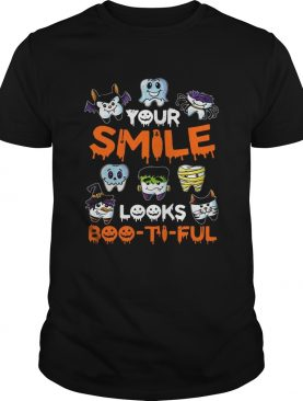 You smile looks bootiful Halloween shirt