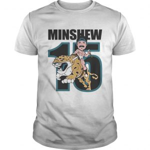 15 Magic Gardner Minshew Jacksonville Jaguars  Unisex
