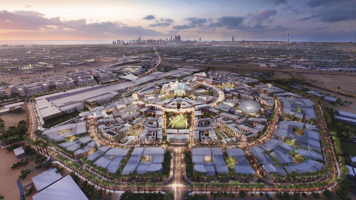 Countdown to Expo 2020: one year to go