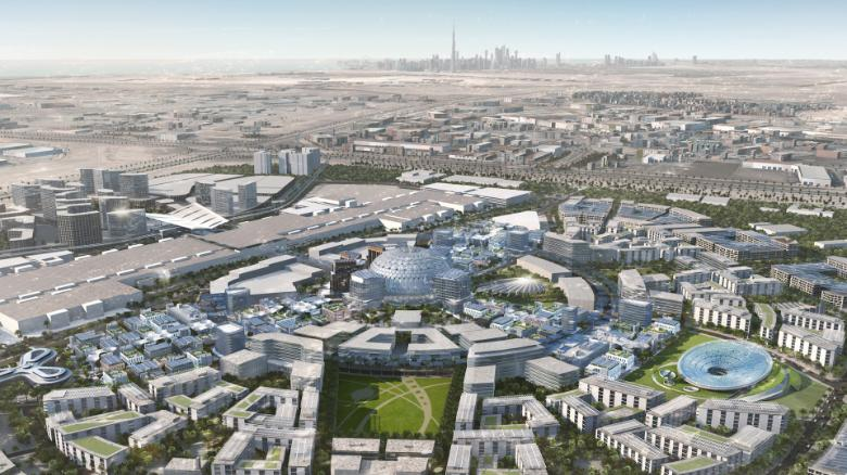Countdown to Expo 2020 one year to go