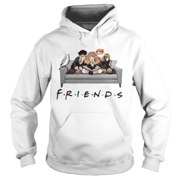 Harry Potter character Friends TV Show  Hoodie