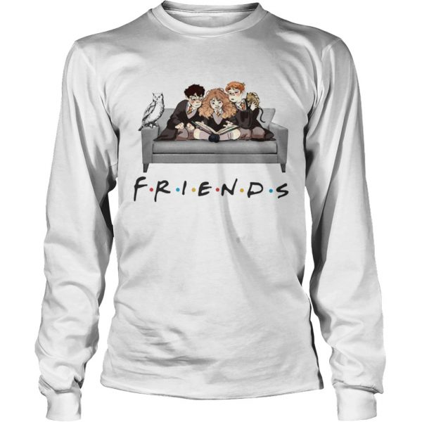 Harry Potter character Friends TV Show  LongSleeve