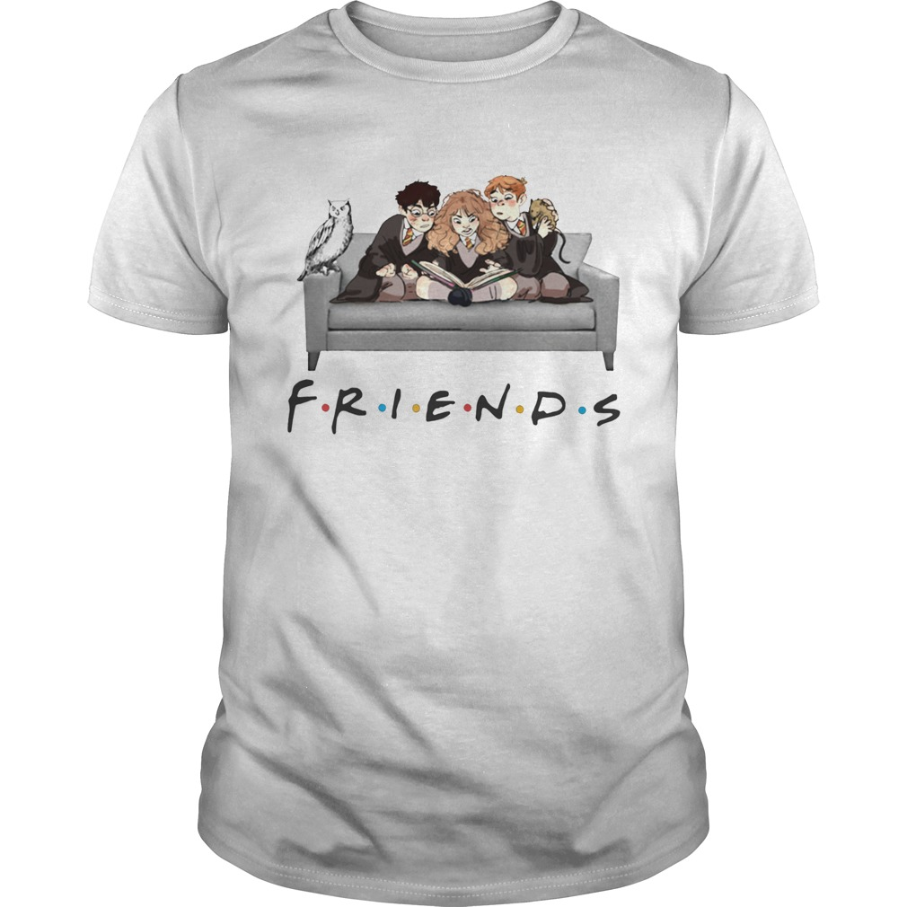 Harry Potter character Friends TV Show Unisex