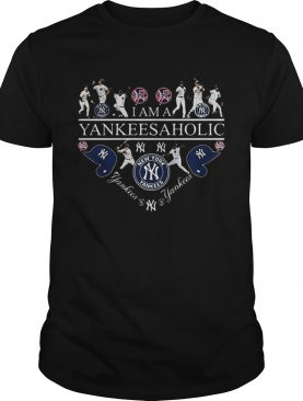 I Am A Yankees Aholic New York Yankees Lover shirt