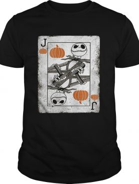 Jack Skellington of Pumpkin shirt