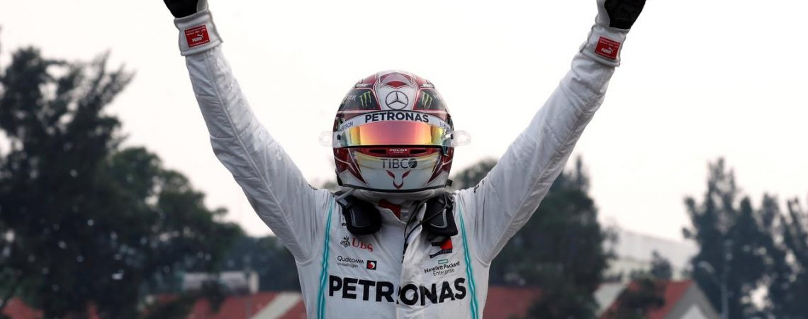 Lewis Hamilton wins Mexico GP but is forced to wait on championship victory