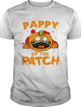 Mens Papp of the Patch Family Halloween 2019 gifts shirt