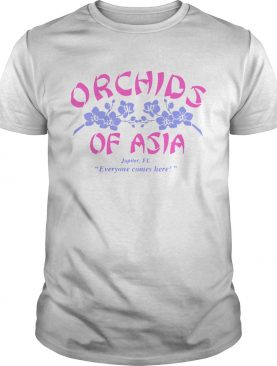 Orchids Of Asia Shirt