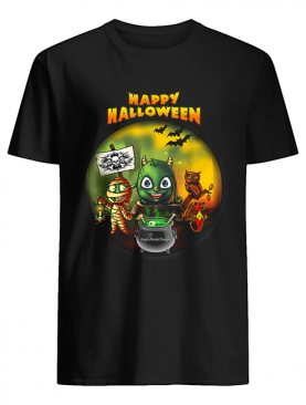 Scary & Funny Halloween Costume shirt