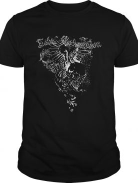 Skull Horror Halloween A Muerte Gothic Men Women shirt