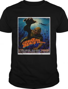 Top Vintage Monster Movie Classic Horror Movie shirt