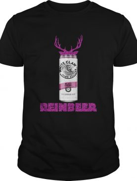 White Claw Black Cherry Sparkling Reinbeer Christmas shirt
