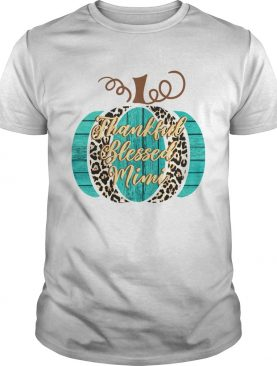 thankful blessed mimi TShirt