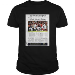 1572844414The Washington Post At Last Nat Are Champs  Unisex