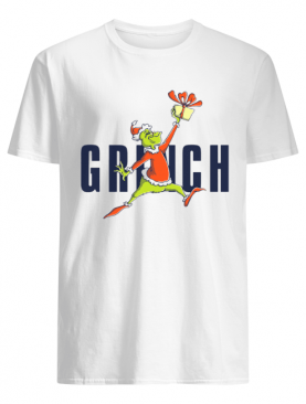 Air Grinch Chrismast shirt