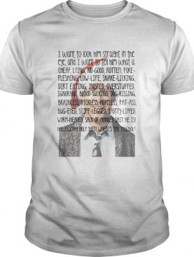Clark Griswold Christmas Rant Funny Christmas Vacation Movie shirt