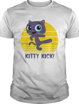 Kitty Kick Cat Vintage shirt