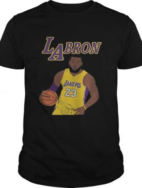 Lebron James Basketball Lakers 23 shirt