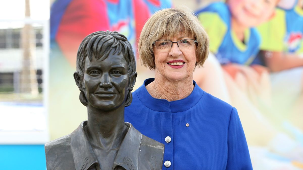 Margaret Court calls for grand slam anniversary honor at Australian Open