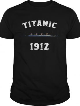 RMS Titanic 1912 April Ship Voyage Atlantic Ocean Vintage 2020 shirt