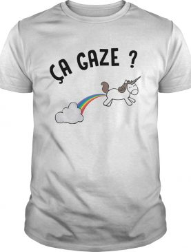 Unicorn Ga Gaze shirt