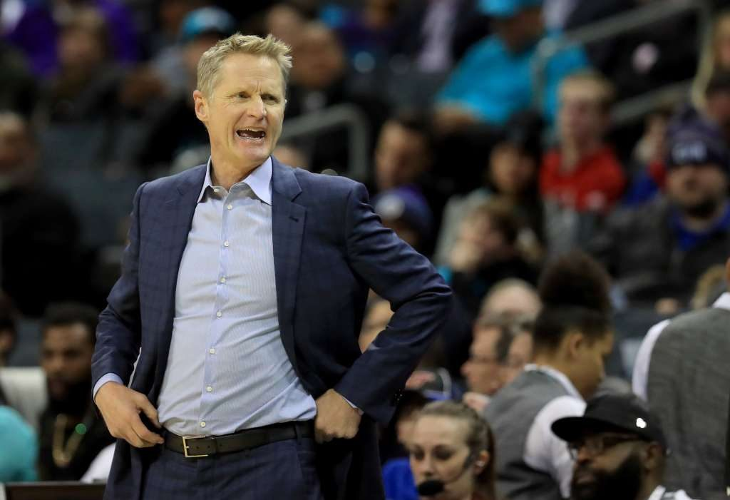 Steve Kerr: Golden State Warriors were 'wiped out' after NBA Finals