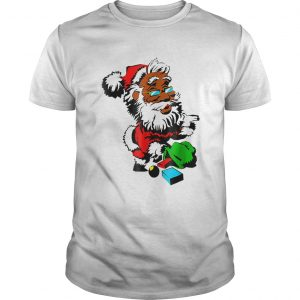 African American Santa Claus Christmas  Unisex