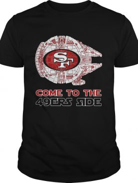 San Francisco 49ers Come To The 49ers Side shirt