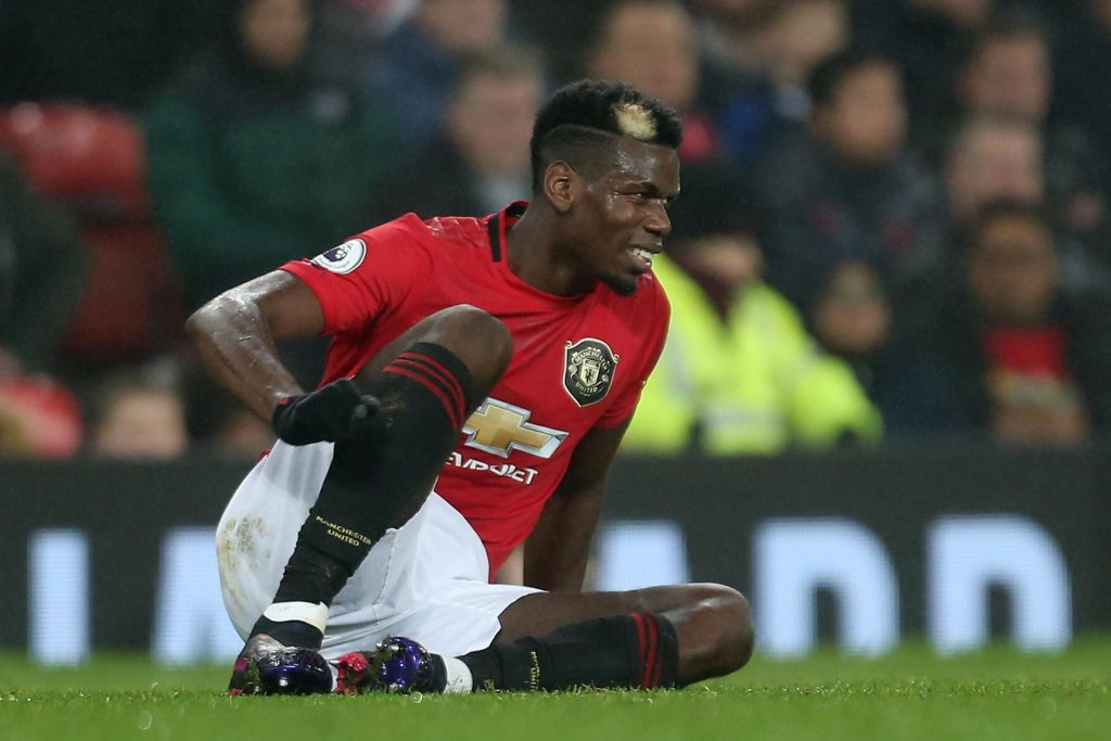Paul Pogba to have operation on ankle injury, says Man Utd boss Ole Gunnar Solskjaer