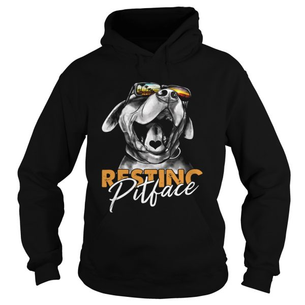 Resting Pitchface  Hoodie