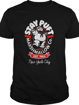 Stay Puft Marshmallow New York City shirt