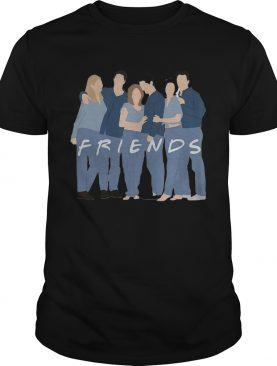 Friends Couples shirt