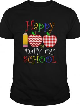 Happy 100th Day Of School For Teacher shirt